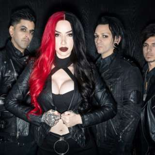 New Years Day with Rivals and Savage After Midnight