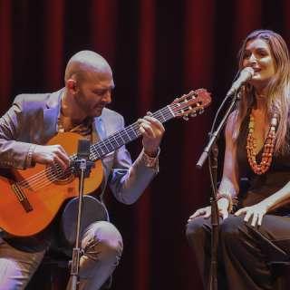 """Daniela Soledade with Nate Najar """"Contemporary Bossa Nova"""""""