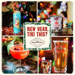 New Year, Tiki This? 2019 New Year's at The Montford
