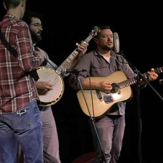 Tuesday Bluegrass Sessions hosted by Nick Dauphinais and Friends