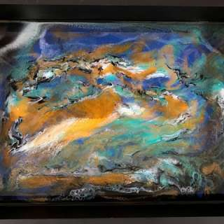 Art & Craft Workshop: Introduction to Resin Art Pouring-Tray