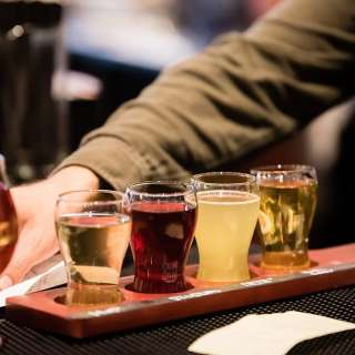 Wednesday Cider and a Burger $16
