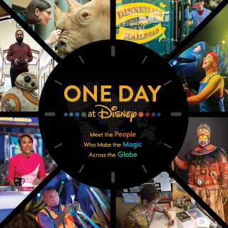 Bruce Steele presents One Day at Disney, in conversation with Denise Kiernan