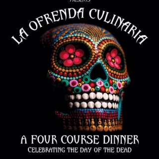 Day of the Dead 4 Course Dinner