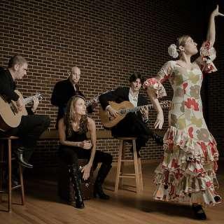 Eduardo de Rosamarie's Noche Flamenca
