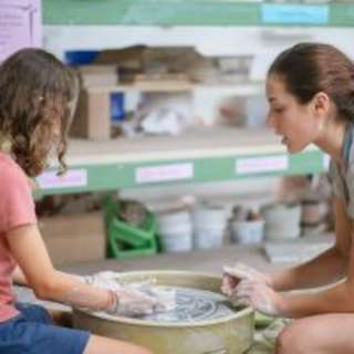 POSTPONED: Odyssey Clay Camp 2020--It's Wheely Fun!--Instructor: Halima Flynt