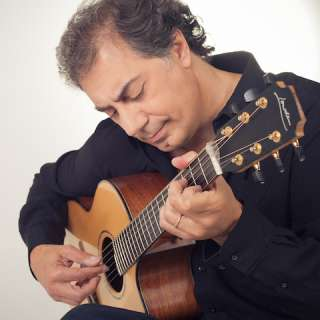An Evening with Pierre Bensusan presenting new solo album AZWAN