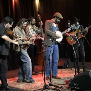 Tuesday Bluegrass Sessions hosted by Derek Vaden and Friends