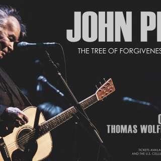 JOHN PRINE: The Tree of Forgiveness World Tour