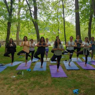 Yoga At Your Place (or online!)