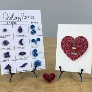 Arts & Crafts Workshop: Introduction to Quilling