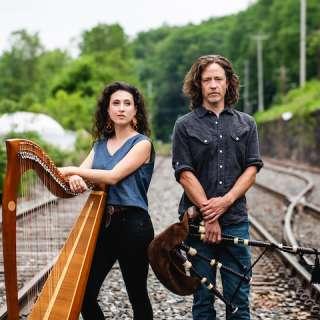 Dan Houghton + Rachel Clemente: Irish/Scottish Traditional and Contemporary Music