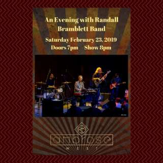 An Evening with Randall Bramblett Band at Ambrose West