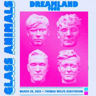 Glass Animals Dreamland Tour