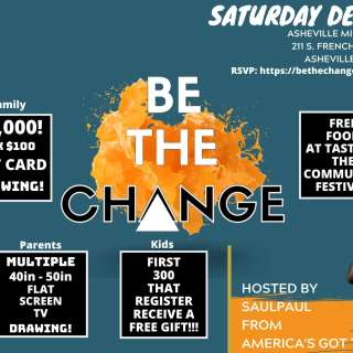 Be the Change Festival