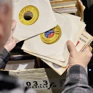 2nd Annual 103.3 Asheville FM Record Fair!