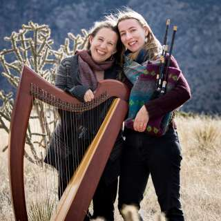 PAN HARMONIA: PAN HARMONIA' s Celtic Corner presents The Reel Sisters - Music of the Irish Baroque