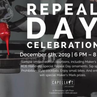 Capella on 9  Repeal Day Celebration