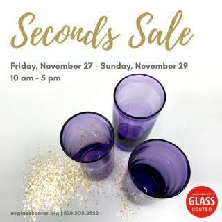 Annual Seconds Sale