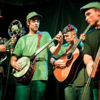 Bluegrass with Serene Green