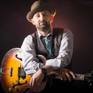 A solo acoustic evening with Seth Walker