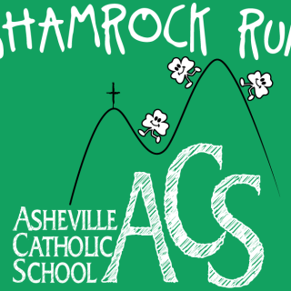 Asheville Catholic School Shamrock 5K/10K/Fun Run