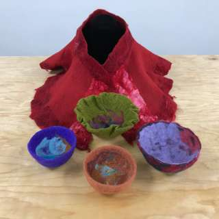 Arts & Crafts Workshop: Introduction to Wet Felting