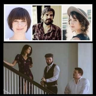 Kristin Andreassen, Jefferson Hammer, Lauren Balthrop Trio with South for Winter