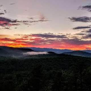 The Blue Ridge Sunset Tour