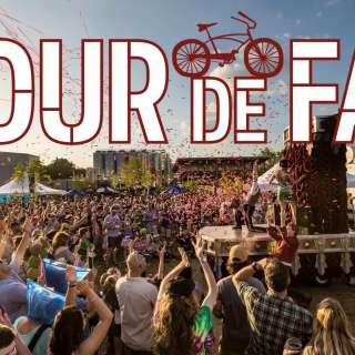 New Belgium Brewing's Tour de Fat