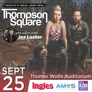Thompson Square with special guest Joe Lasher