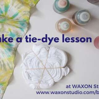 Beginner's Tie Dye Classes