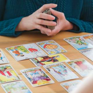 Group Tarot Readings - a unique way to connect!