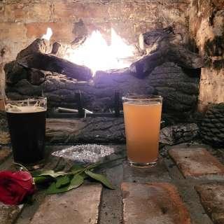 A Beery Romantic Getaway