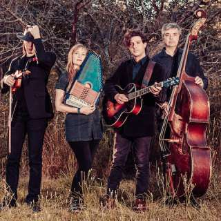 Stringband Supper Club with The Moonshine