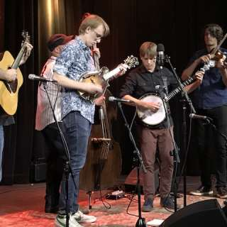 Tuesday Bluegrass Sessions hosted by the Thomas Cassell Band