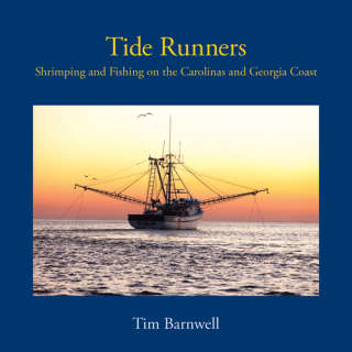 Tide Runners book talk by Tim Barnwell at Malaprops in Asheville
