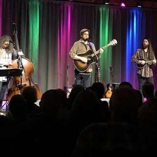 Aaron Burdett Trio