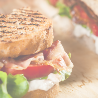 Pressed Sandwiches by Twisted Roots