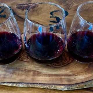 Blind Wine & Cheese Tasting