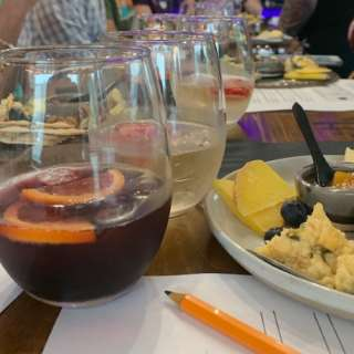 Wine & Cider Summer: A Sangrias and Cheese Tasting