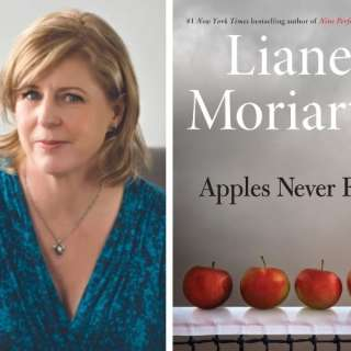 VIRTUAL: Liane Moriarty presents Apples Never Fall in conversation with Cate Lineberry