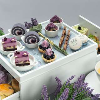 Herbal High Tea: Cooking & Crafting with Lavender