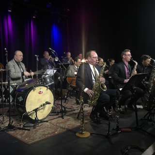 Russ Wilson and The Euphonic Ragtime Orchestra