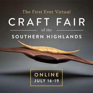 VIRTUAL: Craft Fair of the Southern Highlands