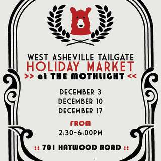 West Asheville Holiday Market at The Mothlight