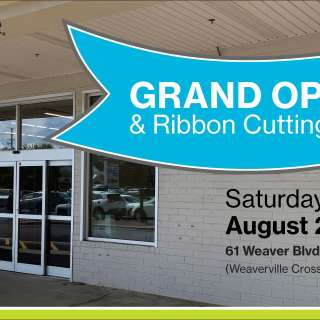 Grand Opening of Habitat for Humanity Weaverville ReStore