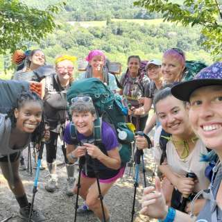 Women's Appalachian Trail Backpacking Trip: May 15-17, 2020