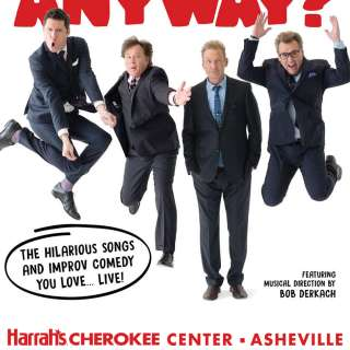 Whose Live Anyway? with Jeff B. Davis, Joel Murray, Ryan Stiles, and & Greg Proops