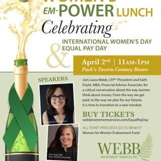 Women's Em-Power Lunch